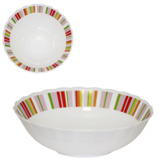 30060-61184 Salad bowl 7 '' Rainbow pink '