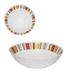 30059-61184 Salad bowl 6 '' Rainbow pink '