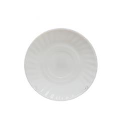 30082-00-02 Блюдце Белое (к чашке 85мл) D1