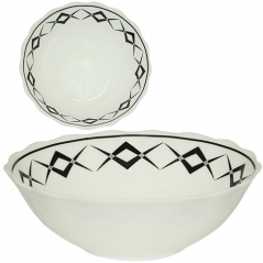 30061-16007 Salad bowl 8 '' Graphics'