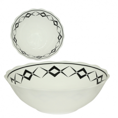 30060-16007 Salad bowl 7 '' Graphics'