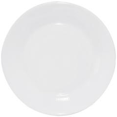 13600 Тарелка белая 7,5 Хорека 19см (Русский стикер)