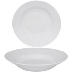 13601 Тарелка белая 8 супная Хорека