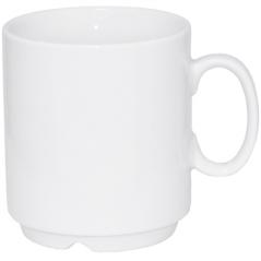 13614 Чашка белая 280 мл Хорека