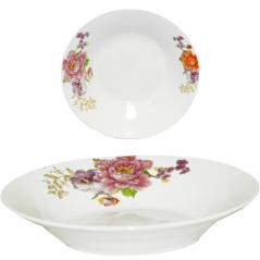 30083-004 Тарелка суповая 8' Нежный букет