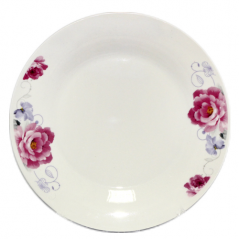 30081-005 Тарелка 8' Розовый пион