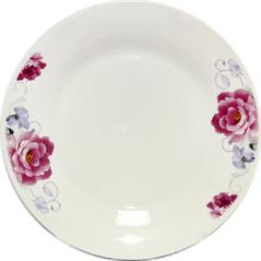 30082-005 Тарелка 9' Розовый пион