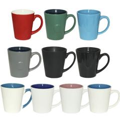 3576-3 Чашка 360мл микс вариант от 1 до 10 цв.