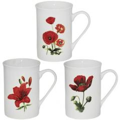 2089-03 Чашка 300 мл <a href='http://snt.od.ua/ru/poisk.html?q=Цветы' />Цветы</a>