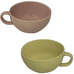 3575-17 Чашка Чайный микс 300мл 2цв.