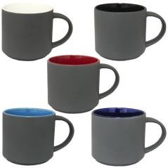 3577-3 Чашка Серая <a href='http://snt.od.ua/ru/poisk.html?q=Микс 5' />Микс 5</a>10мл вариант от 1 до 5 цв.