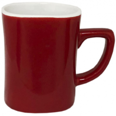 13650-7 Чашка <a href='http://snt.od.ua/ru/poisk.html?q=Кофе' />Кофе</a>йная красная 250мл