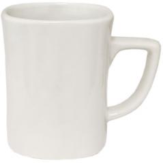 13650-8 Чашка Кофейная белая 260мл