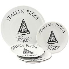 30839-02-05 Набор для пиццы 5пр. Итальянская пицца (30см/20см)