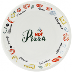 30839-01-04 Тарелка для пиццы 30 см. Пицца Маргарита