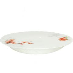 30067-16003 Тарелка суп 8,5 'Айва оранж