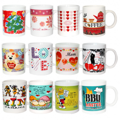 2089-09 Festive Assorted Cup