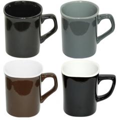 13650-11 Чашка микс 240мл вариант от 1 до 4 цв.