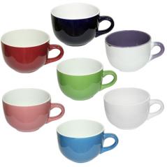 2034-15 Чашка Дужа микс 760мл вариант от 1 до 10 цв.