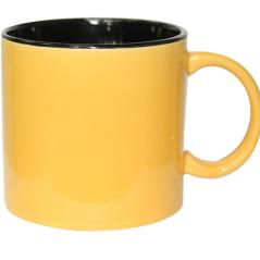 4165-08 Чашка Бежевая 400мл
