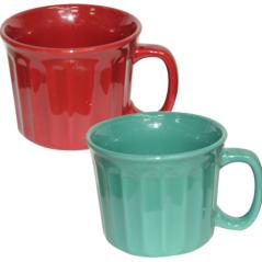 2034-13 Чашка Дужа микс 500мл вариант от 1 до 4 цв.
