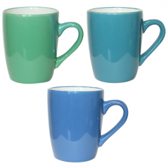 4165-07 Чашка микс 400мл вариант от 1 до 6 цв.