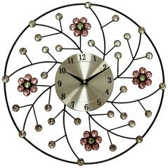 02-235 Часы наст. Металл / АКРИЛ (35 * 35)