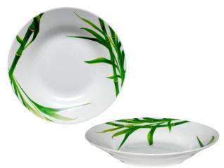 3082 Тарелка суп 8 'Бамбук (36)