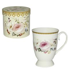 040-04-05 Чашка подарочная Шарлотт 320мл