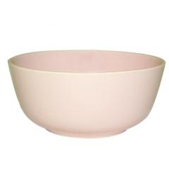 4191-06 Миска матовая розовая 620мл