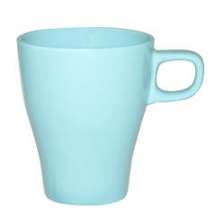 4192-02 Чашка голубая 320мл