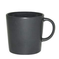 4192-03 Чашка черная 380мл