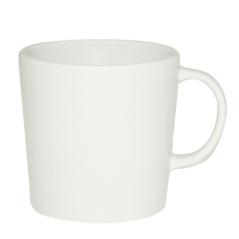 4192-04 Чашка матовая кремовая 380мл