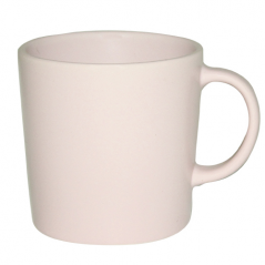 4192-06 Чашка матовая розовая 380мл