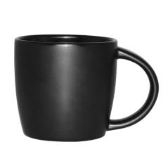 4166-04 Чашка черная 320мл