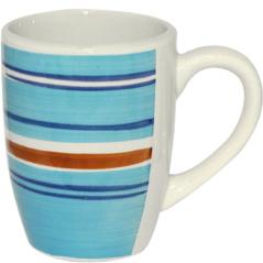 557-004 Чашка 300мл D Голубая нежность