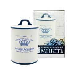 700-11-12 Емкость для сыпучих продуктов 750мл 'Империя'