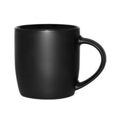 4166-05 Чашка черная 380мл