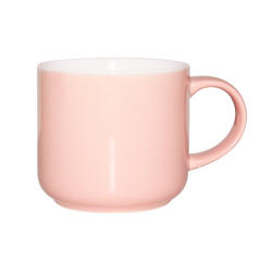 3579-11 Чашка розовая 600мл