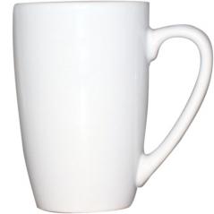 13642-04 Чашка белая 320мл Хорека