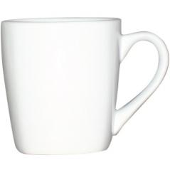 13642-01 Чашка белая 320мл Хорека