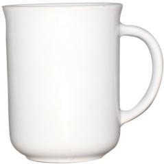 13642-02 Чашка белая 300мл Хорека