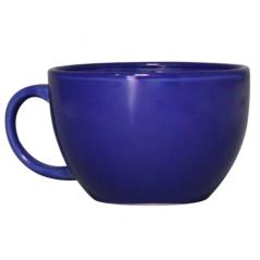 2036-04 Чашка голубая 520мл