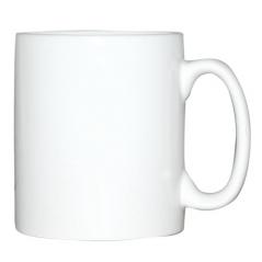 13642-03 Чашка белая 340мл Хорека