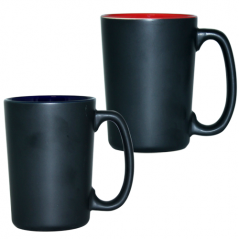 3574-05 Чашка Черная 420мл