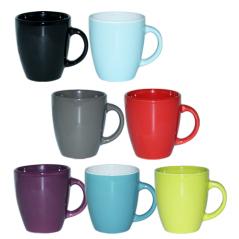 13657-00 Чашка кофейная 180мл вариант от 1 до 7 цв.