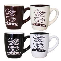 13653-03 Чашка кофейная 100мл Время кофе