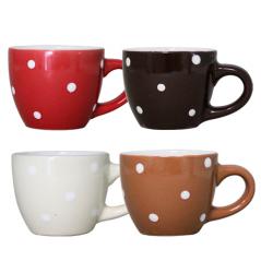 13654-00 Чашка кофейная 100мл Горох