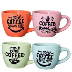 13654-01 Чашка кофейная 100мл Свежий кофе