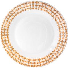 300885-02 Тарелка 8' Оранж